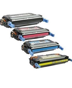 ست کارتریج اچ پی چهار رنگ مدل HP 643A