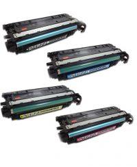 ست کاتریج چهار رنگ اچ پی مدل HP 501A-502A
