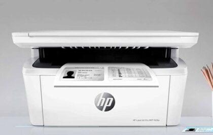 HP LaserJet Pro M28a printer 2 min