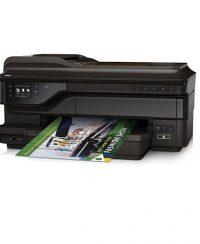 پرینتر چندکاره جوهر افشان اچ پی مدل HP OfficeJet 7612