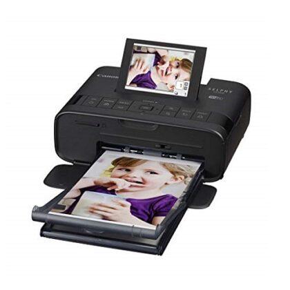 پرینتر مخصوص چاپ عکس کانن بدون ست کارتریج مدل Canon SELPHY CP1300