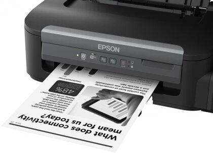 Epson workforce m105 8 1