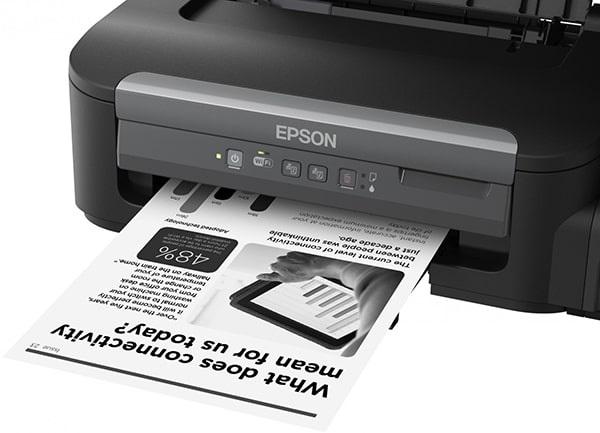 Epson workforce m105 8