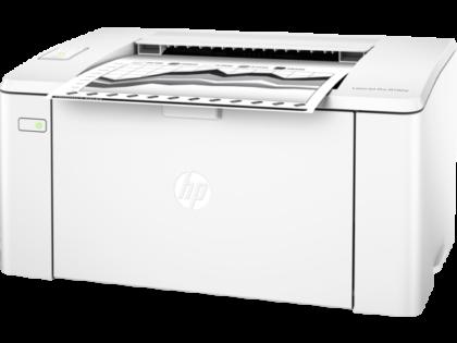 HP LaserJet Pro M102W 2