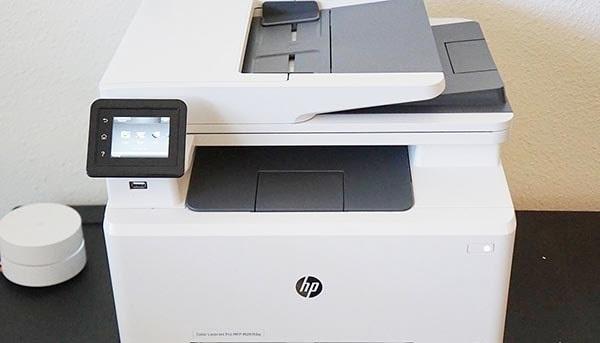 HP MFP M281fdn 5