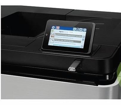 HP LaserJet Enterprise M806dn 2