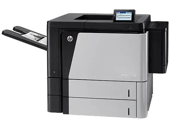 HP LaserJet Enterprise M806dn 3