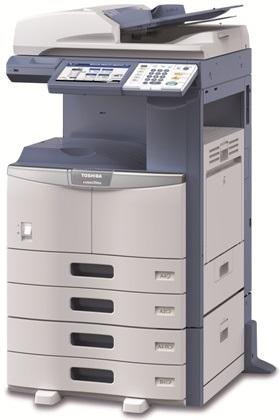 toshiba photocopier 2055 stock 1