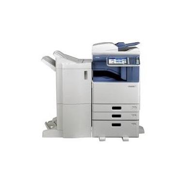 دستگاه کپی دست دوم رنگی توشیبا 4555 - TOSHIBA e-studio 4555