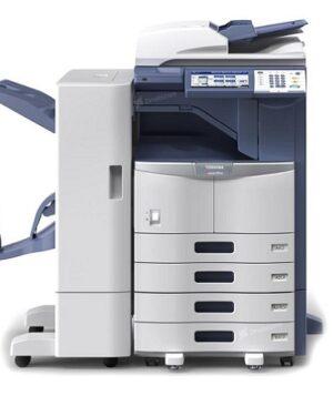 دستگاه کپی سه کاره لیزری مدل Toshiba e-Studio 306