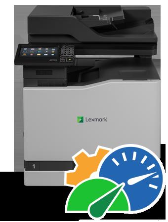 CX820 Series printer 1