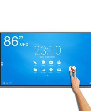 برد هوشمند لمسی پروگرس مدل Progress Touch Panel 65 inch