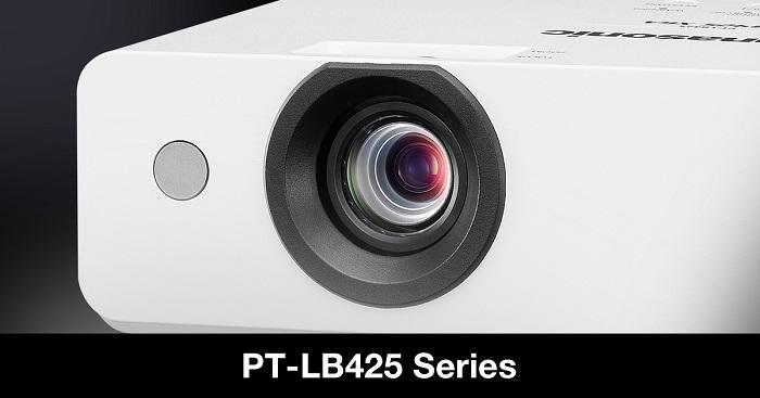 ویدئو پروژکتور پاناسونیک مدل Panasonic PT-LB425