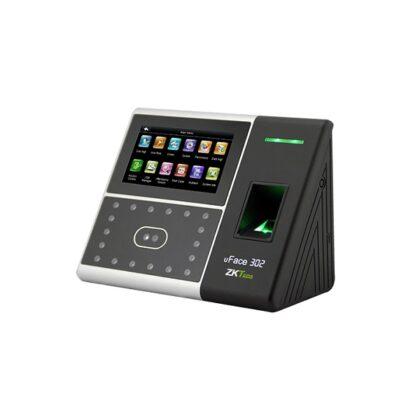 دستگاه حضور و غیاب با قابلیت ثبت تردد مدل uFace 302